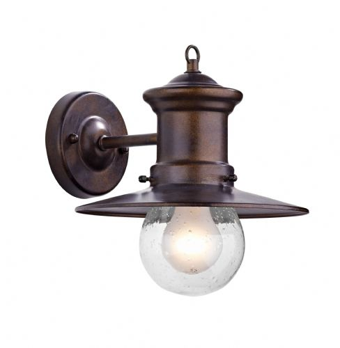 Sedgewick 1-light Bronze Outdoor Wall Light SED1529 (084506)